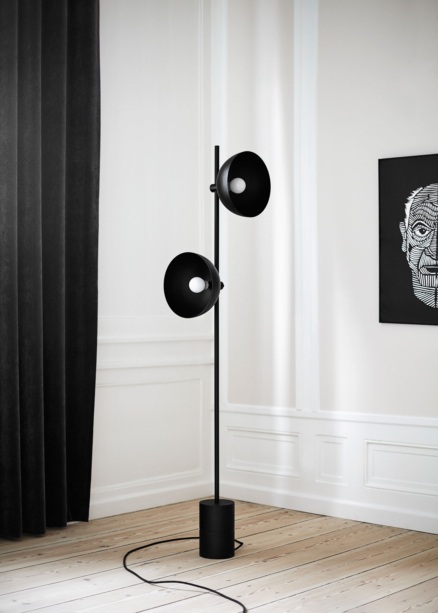 Floor lamp Handvark | Yellowtrace