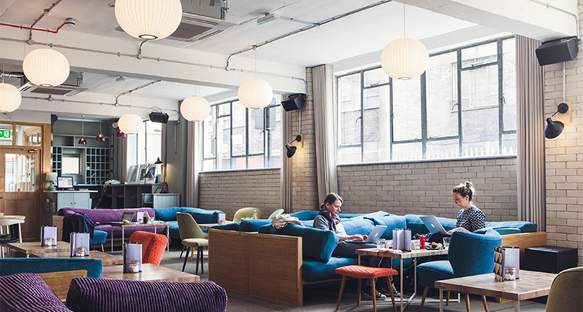 Forge & Co in Shoreditch, London | Yellowtrace