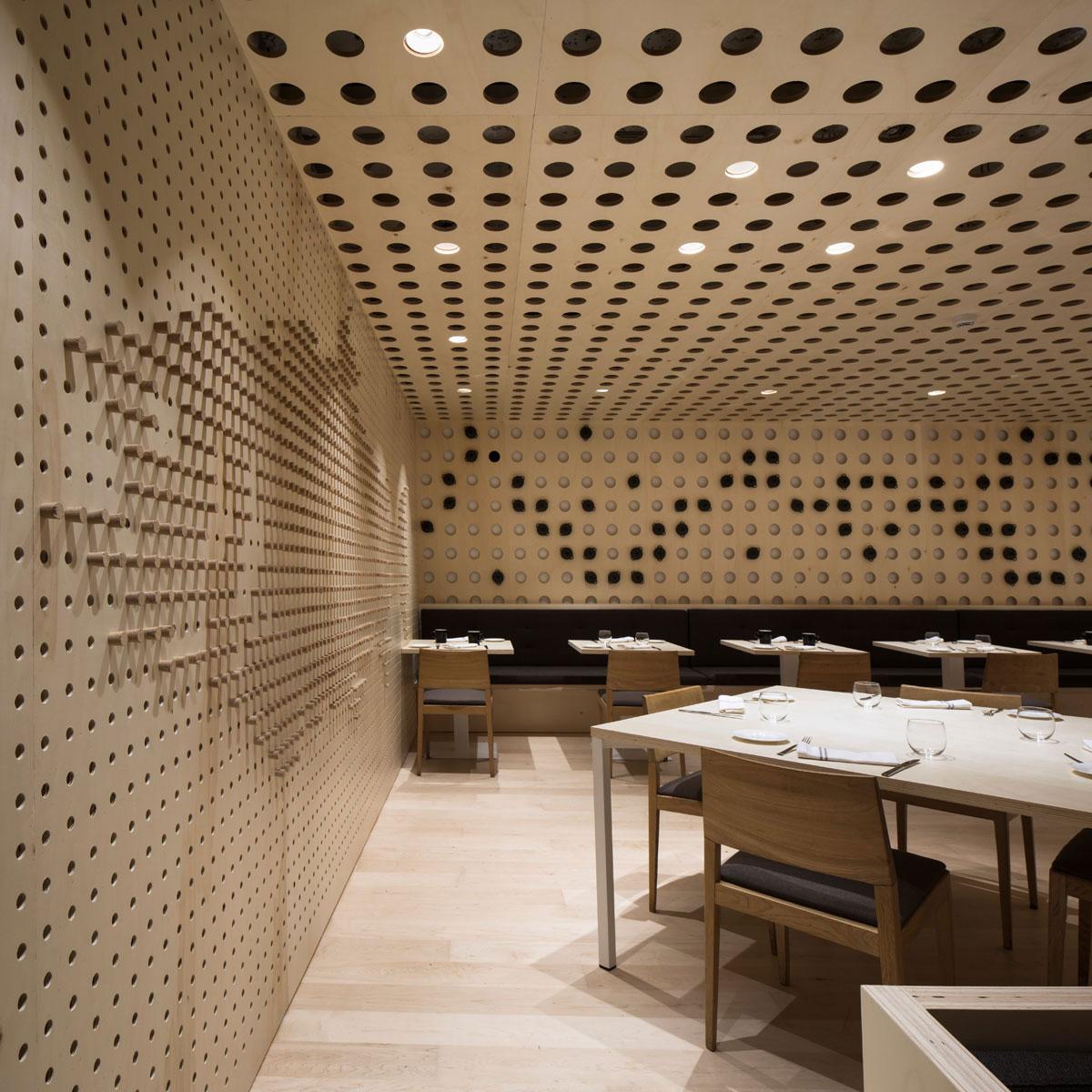 Habitual Restaurant Valencia by Francesc Rife | Yellowtrace