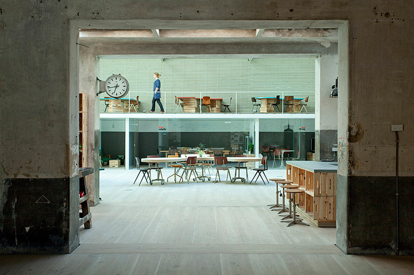 Hub Offices in Madrid by ch+qs Arquitectos | Yellowtrace