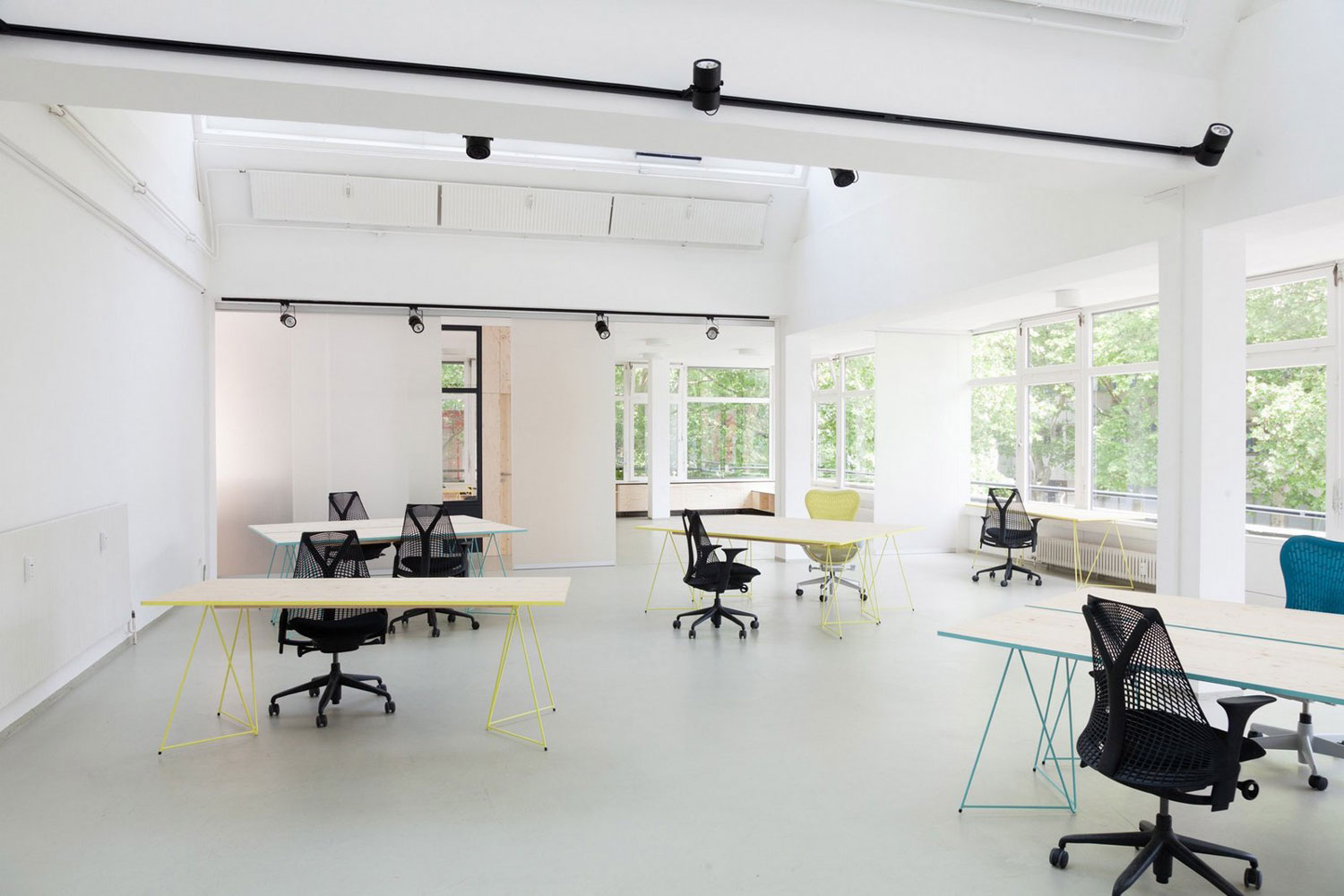 Impact Hub Berlin Office Design | Yellowtrace