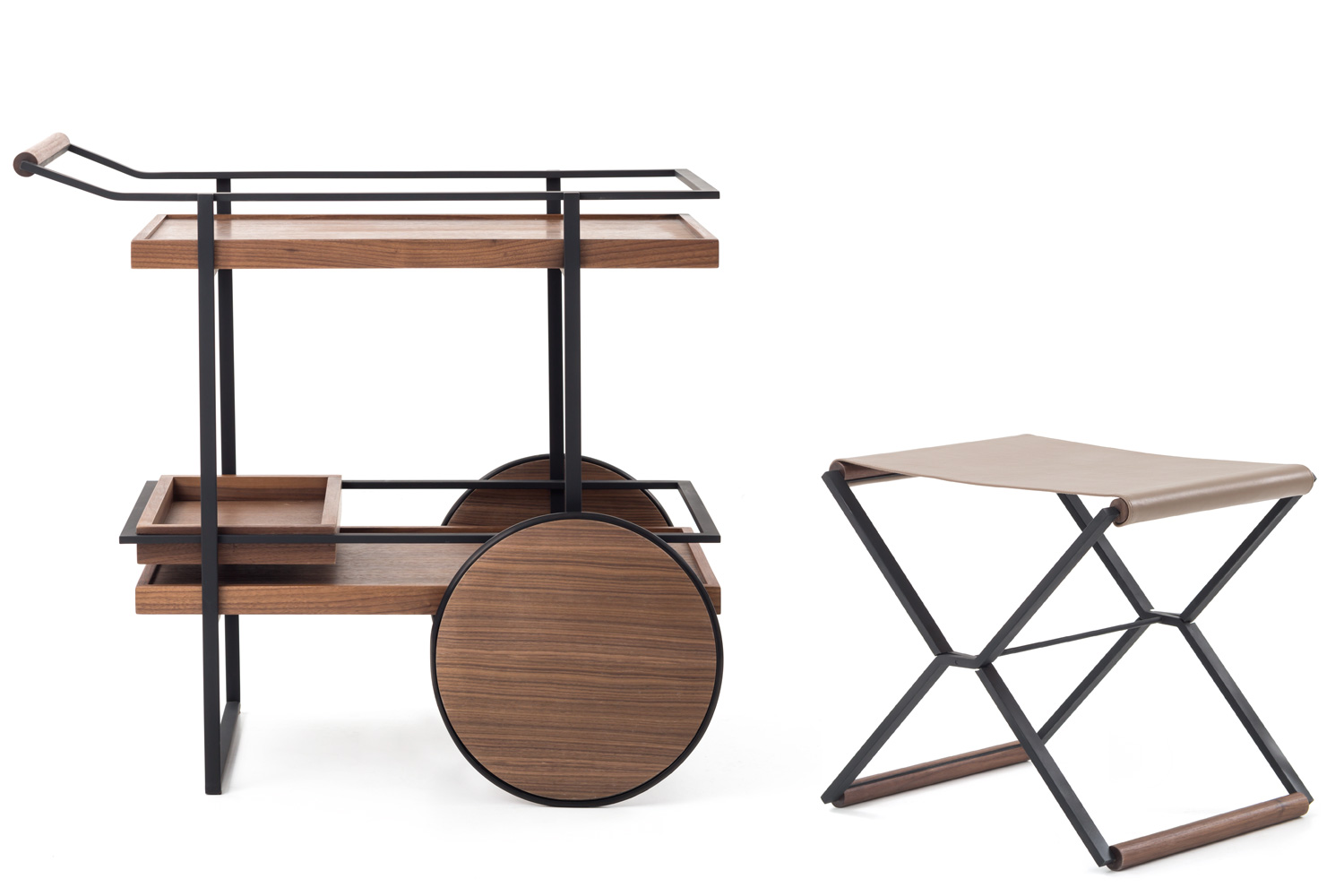 James Collection by Yabu Pushelberg for Stellar Works | Yellowtrace