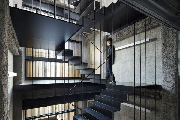 K8 in Kyoto by Florian Busch Architects | Yellowtrace