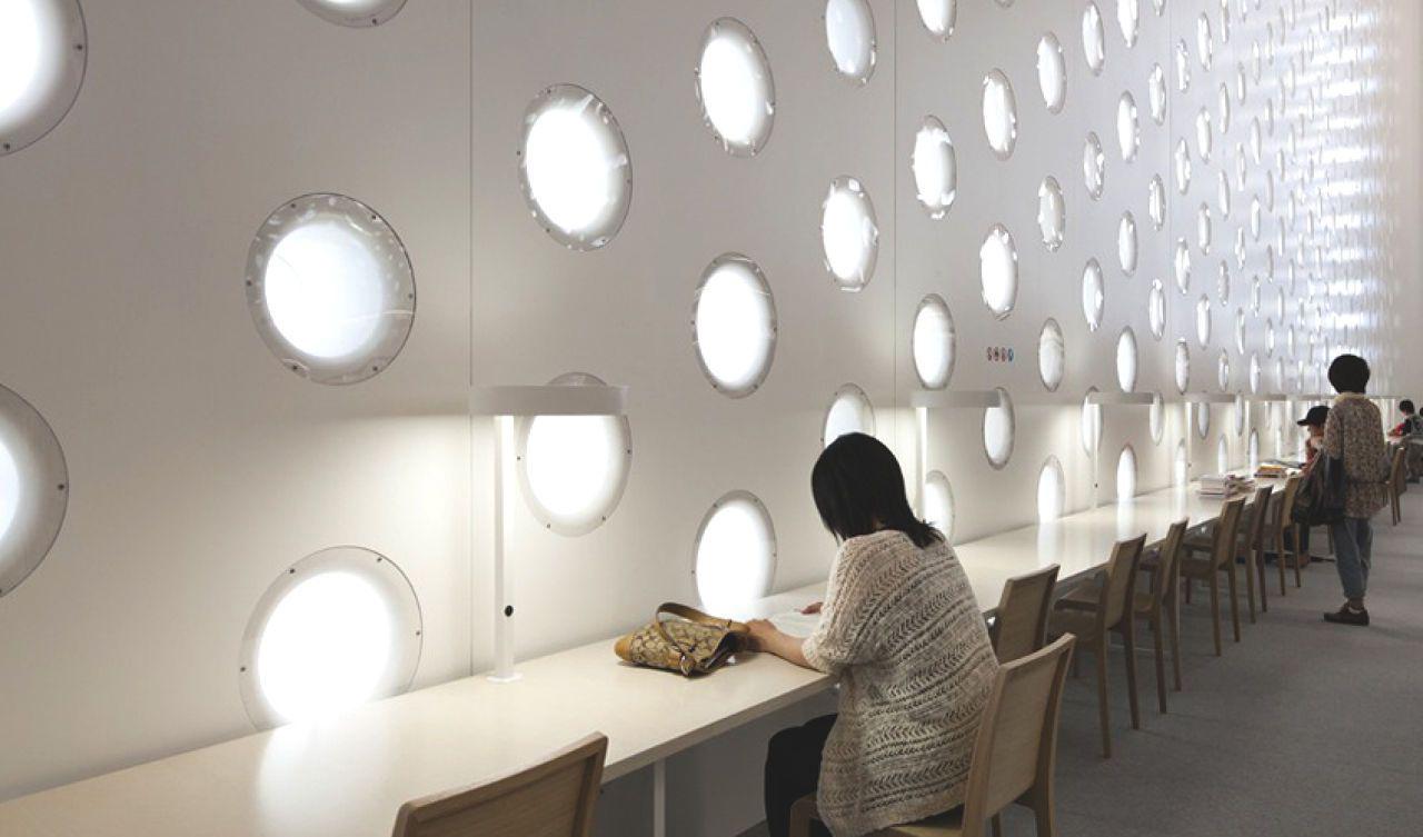 Kanazawa Umimirai Library by Coelacanth KH Architects | Yellowtrace