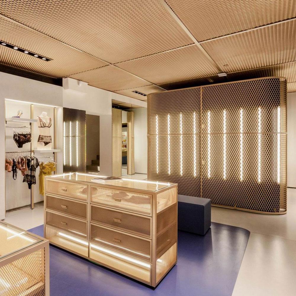 La Perla Florence Boutique by Baciocchi Associati | Yellowtrace