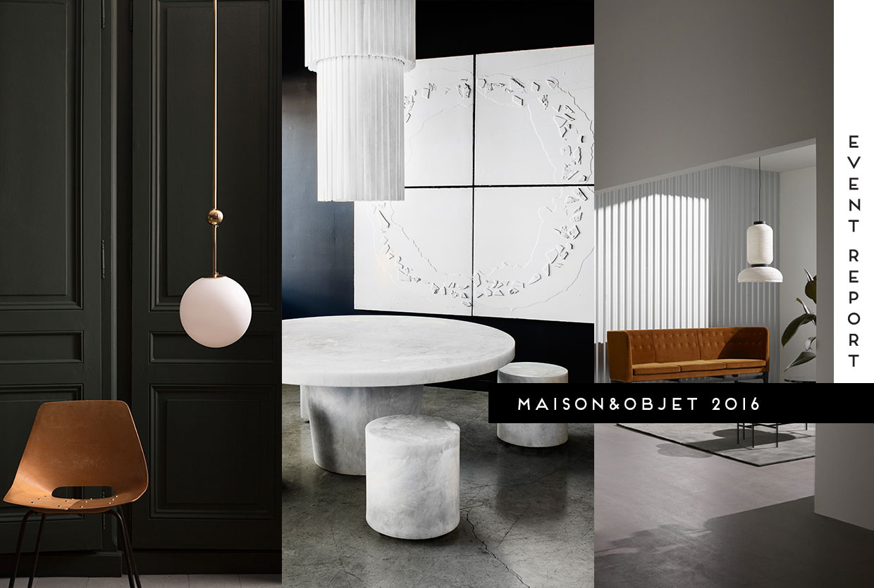Maison et Objet 2016 Highlights Curated by Yellowtrace