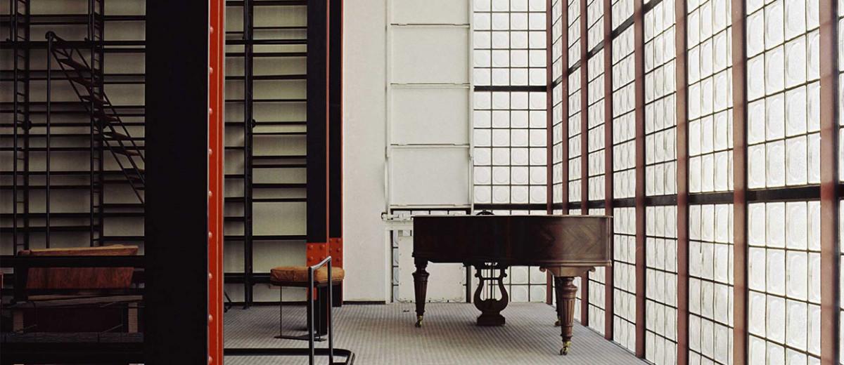 maison de verre paris segu maison. Black Bedroom Furniture Sets. Home Design Ideas