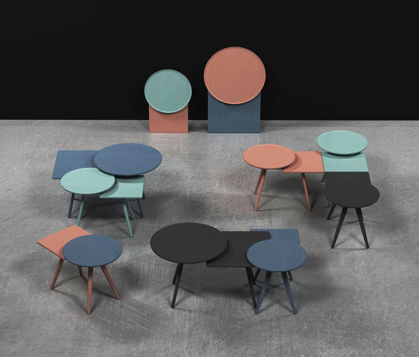 Mopsy Table by Markus Johansson | Yellowtrace