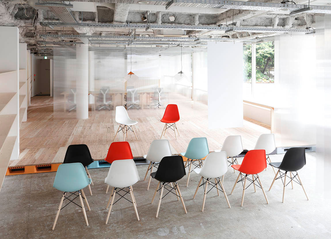 Mozilla Japan Open Source Office by Nosigner | Yellowtrace