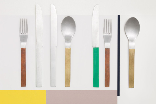 Muller van Severen Reinterpret Cutlery for Valerie Objects | Yellowtrace