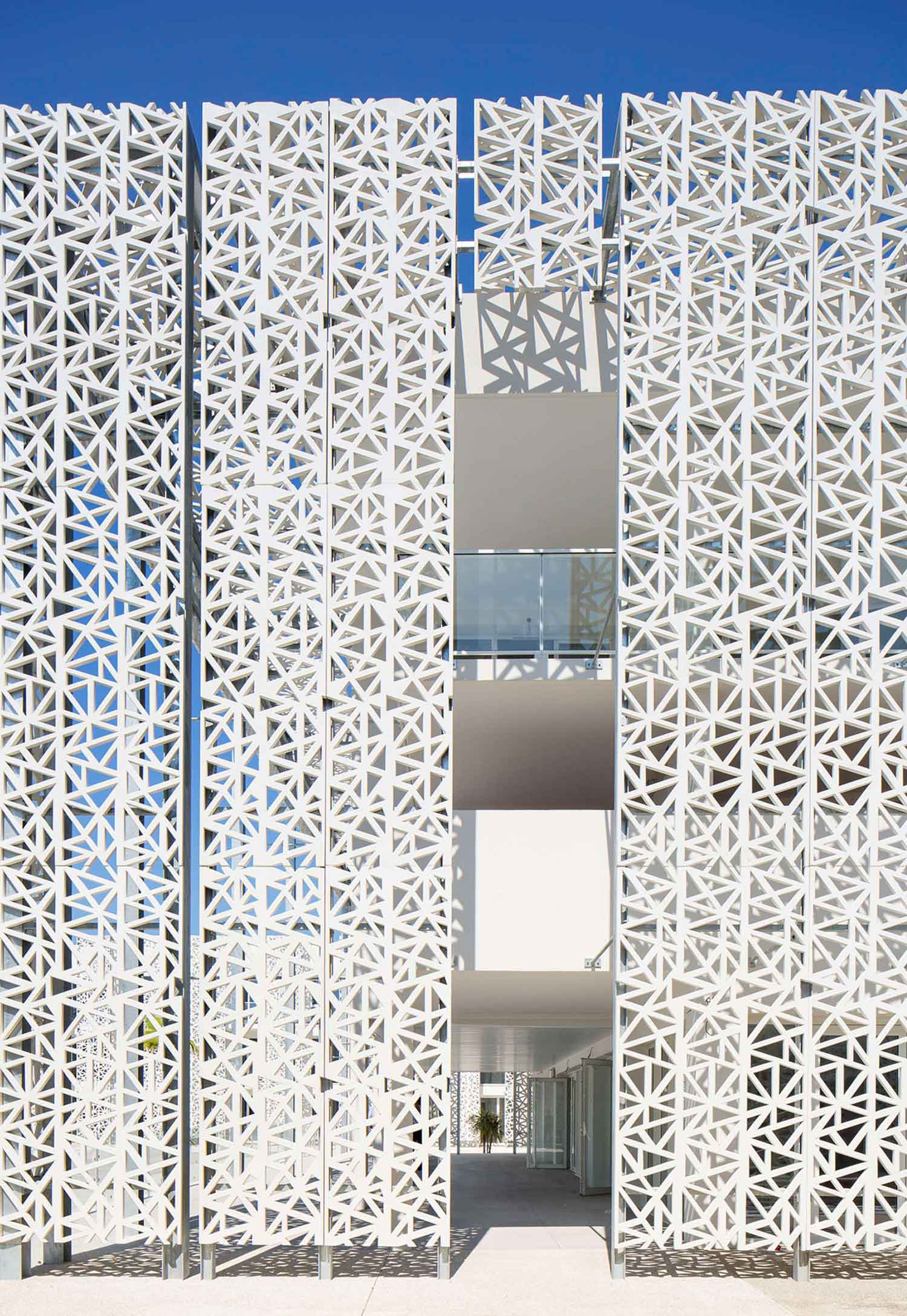 Nakara Residential Hotel by Jacques Ferrier Architectures | Yellowtrace
