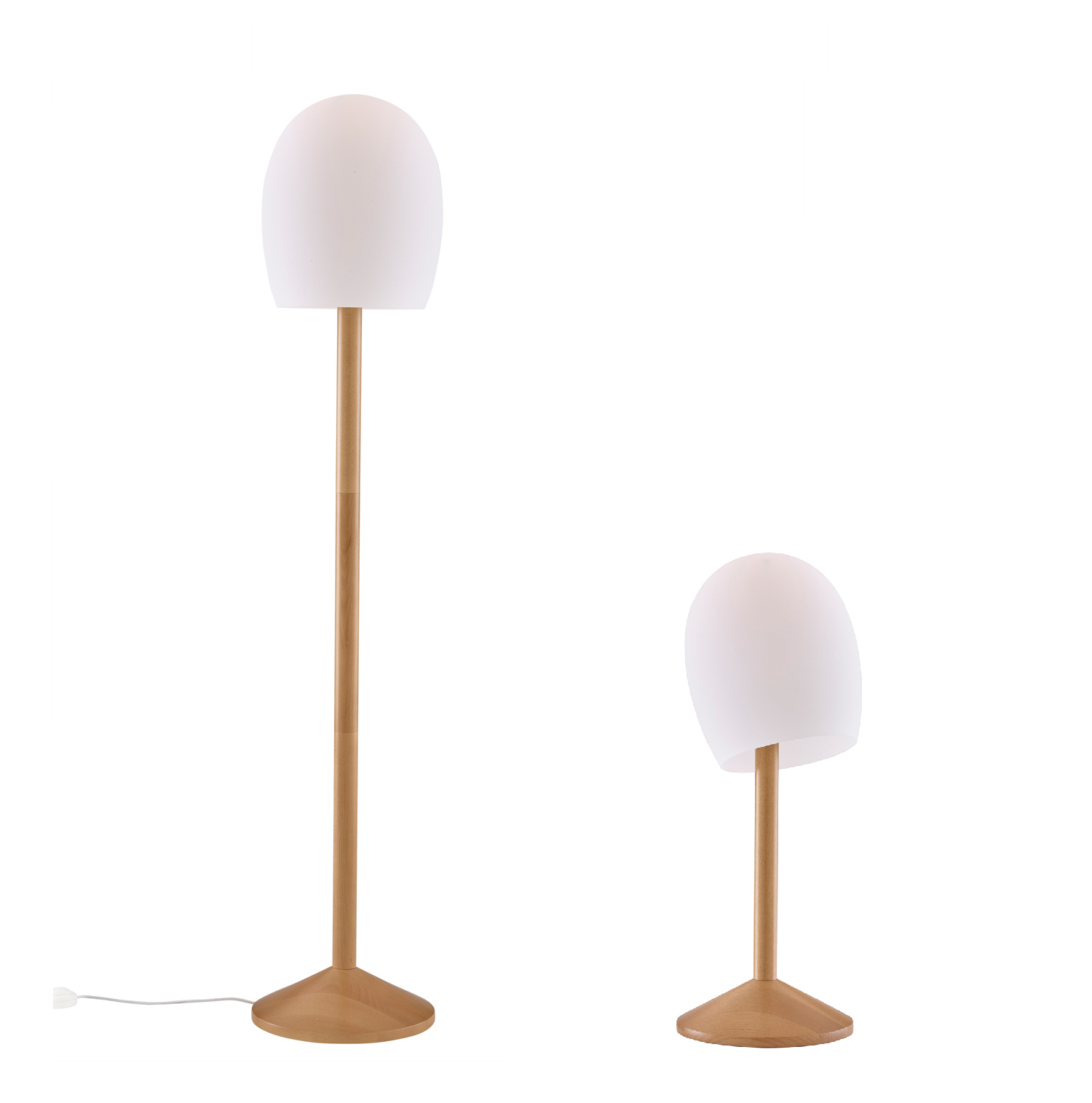 Nani floor and table lamp Ligne Roset | Yellowtrace