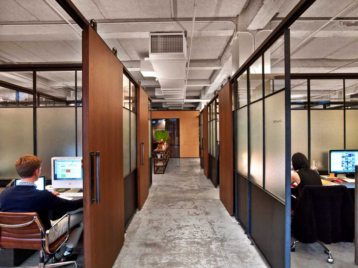Neuehouse New York City Co-Working Offices | Yellowtrace