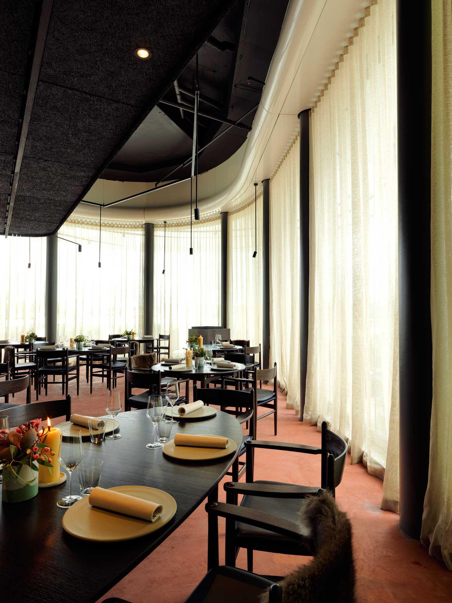 Noma Restaurant Pop-Up at Barangaroo Sydney by Foolscap Studio | Yellowtrace