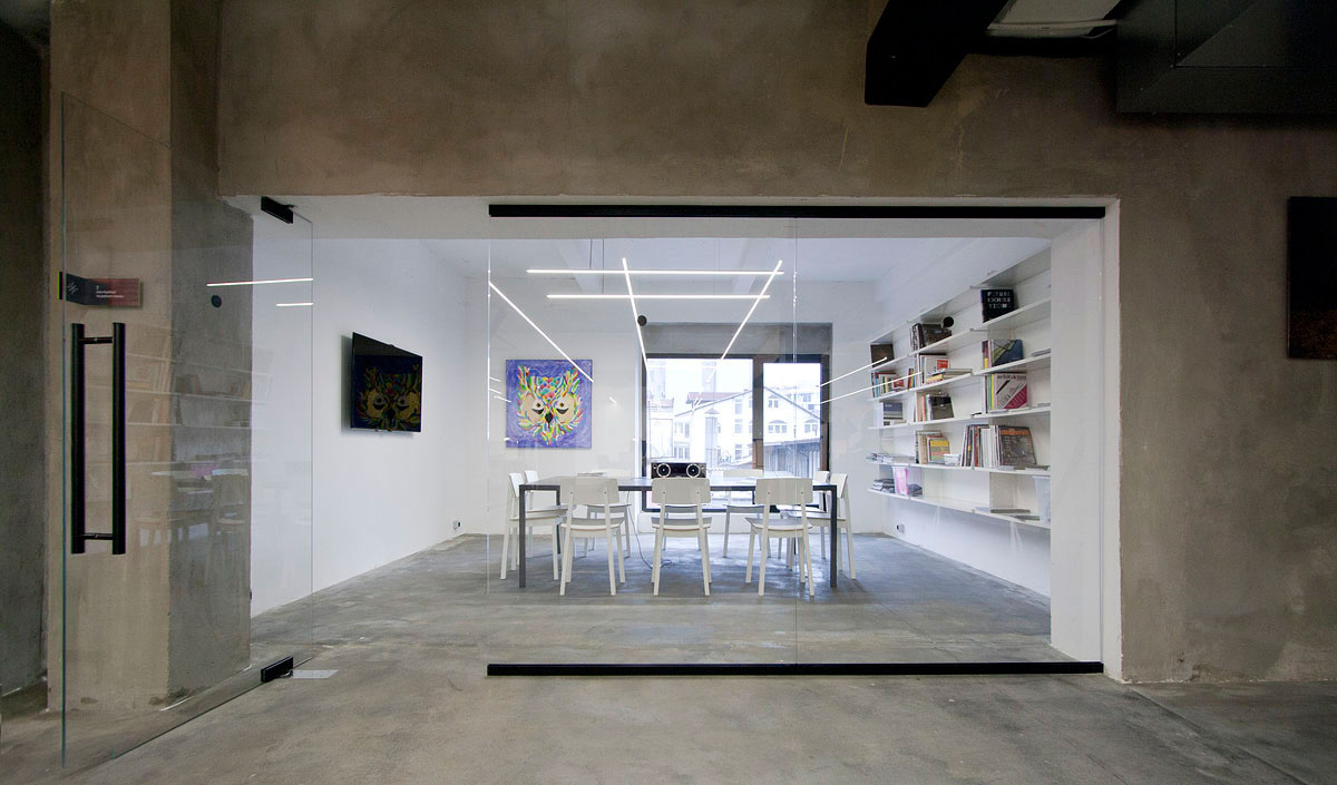 Nova Iskra Design Incubator in Belgrade by Studio Petokraka | Yellowtrace