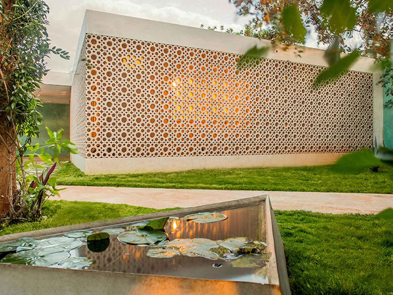 Pabellon 3E by TACO Taller de Arquitectura Contextual | Yellowtrace