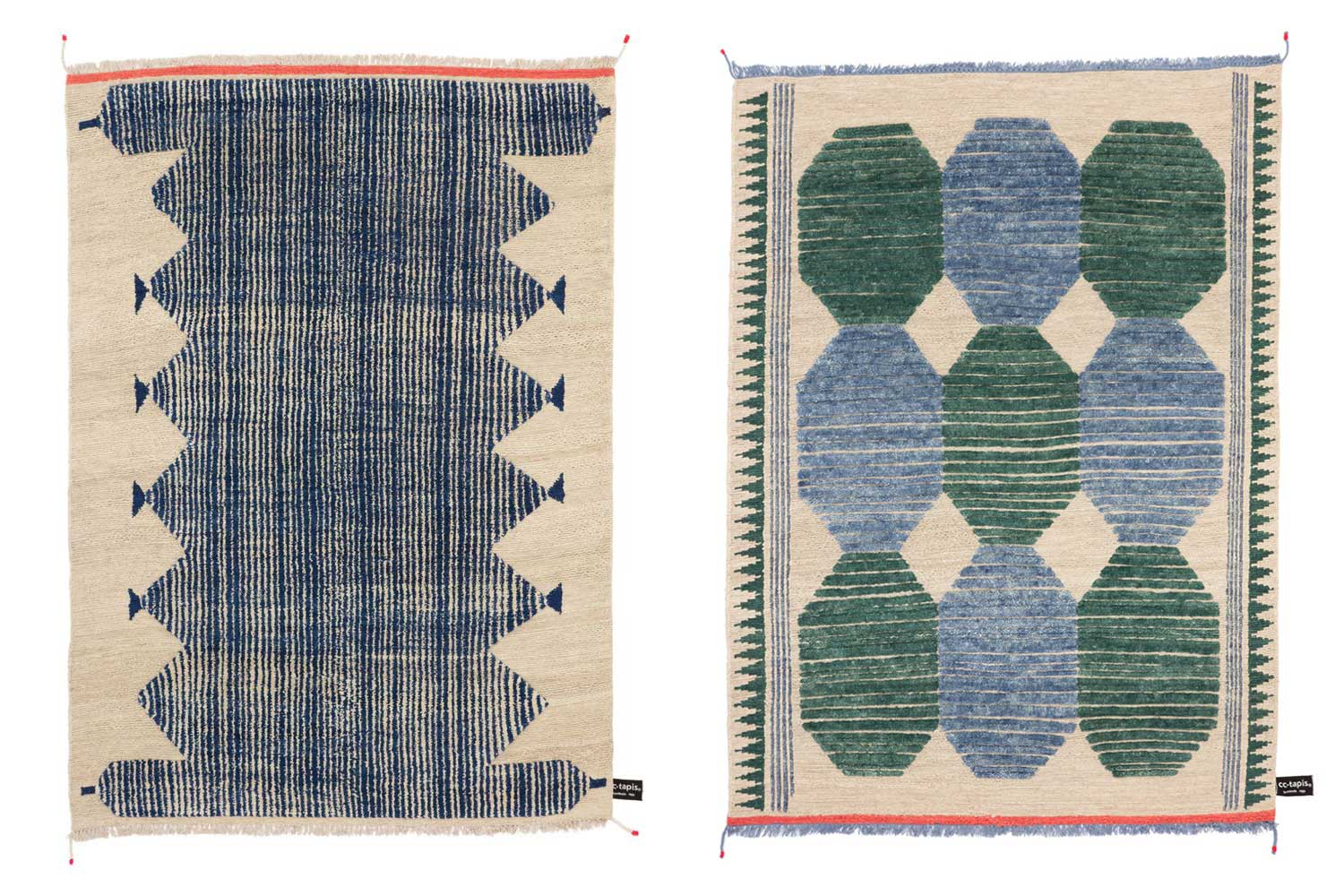 Primitive by Chiara Andreatti for cc-tapis | Yellowtrace