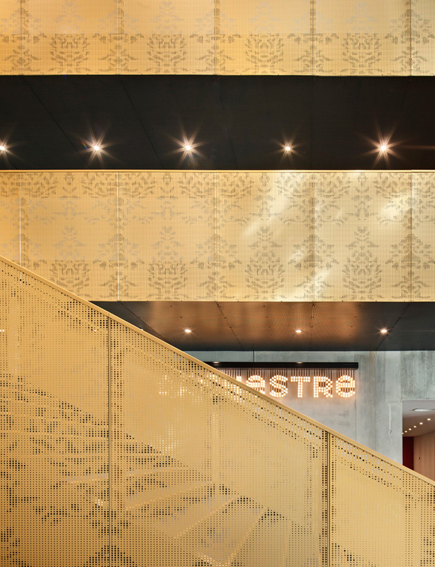 Saint Nazaire Theatre by K Architectures | Yellowtrace