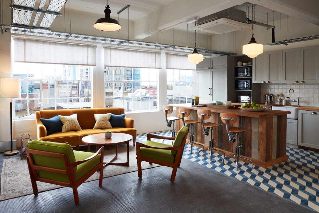 Stories on design coworking spaces yellowtrace for Shoreditch interior design