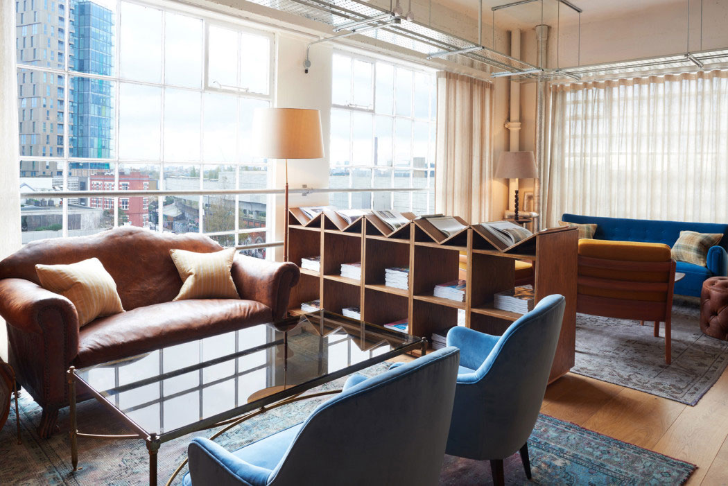 Soho House opens Soho Works in Shoreditch, London | Yellowtrace