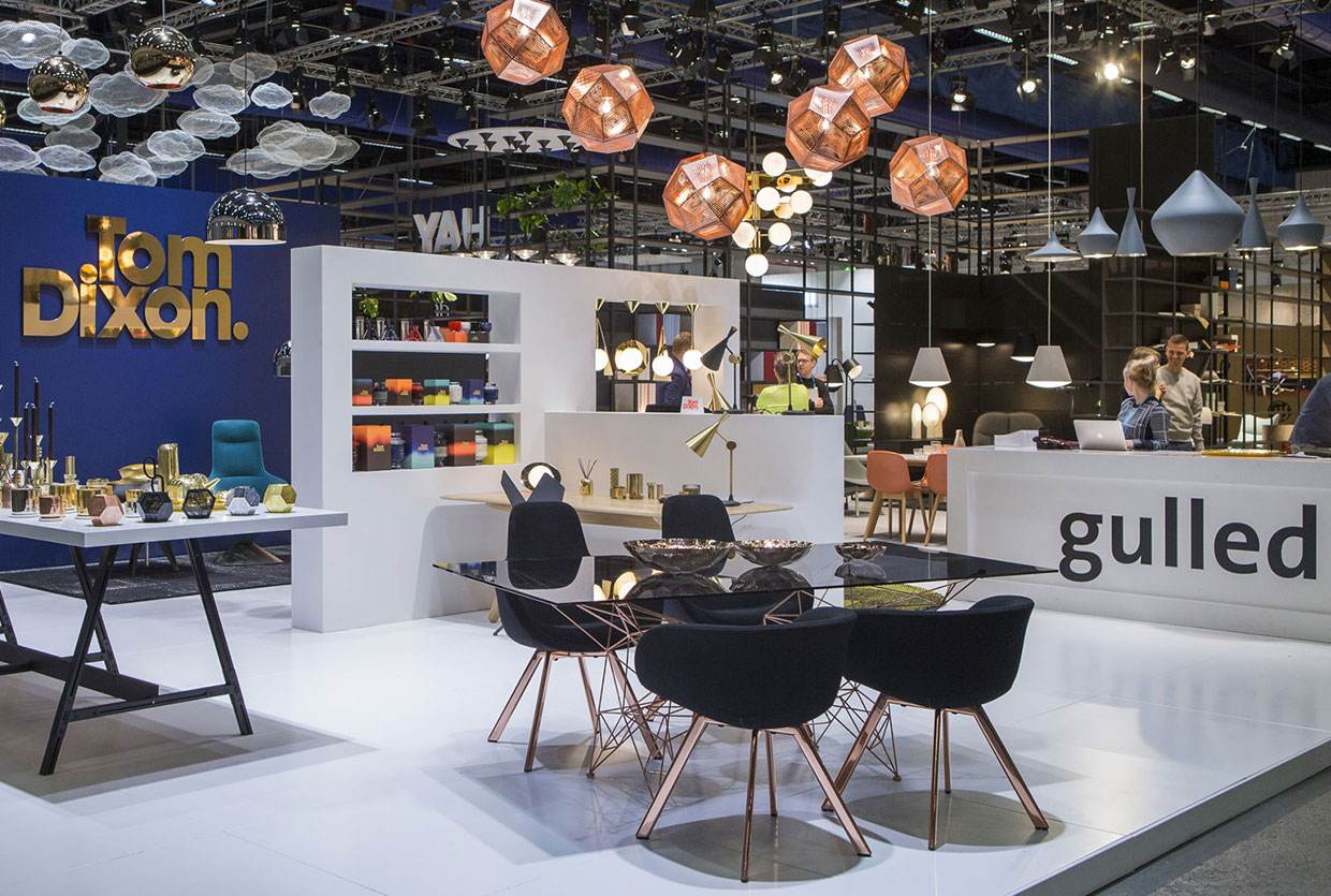 2016 Stockholm Furniture Fair Yellowtrace