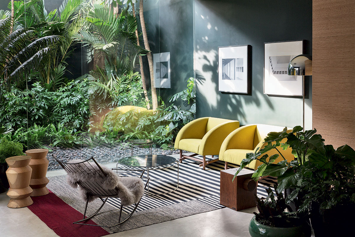 Casa Vogue Brazil Experience Yellowtrace
