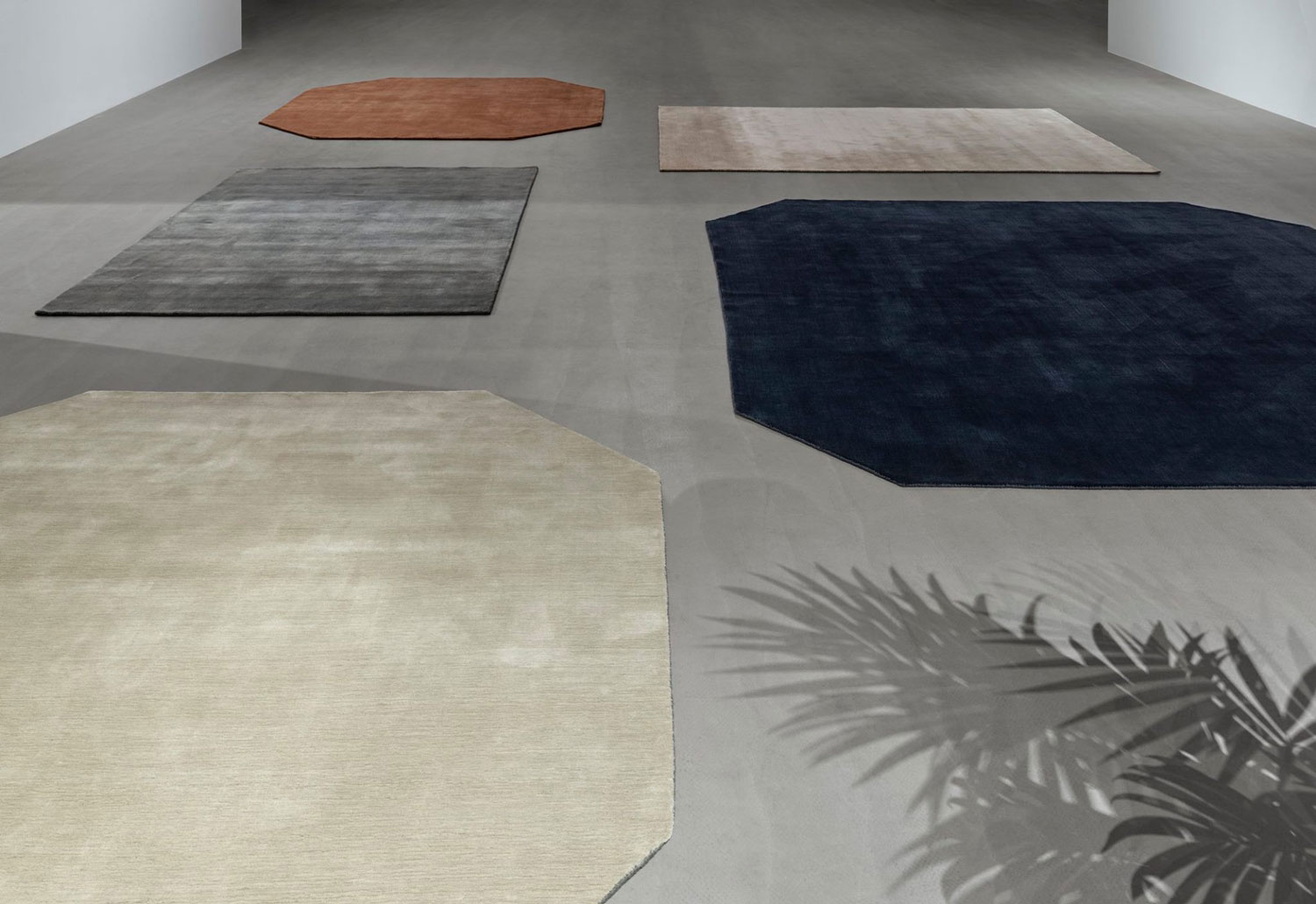 The Moor Rug Collection by &Tradition and ATWTP | Yellowtrace