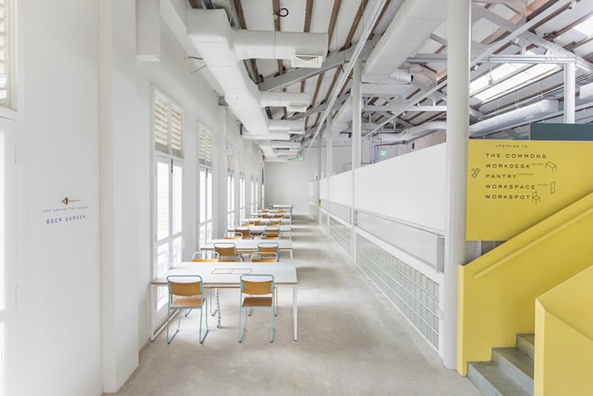 The Working Capitol Singapore | Yellowtrace