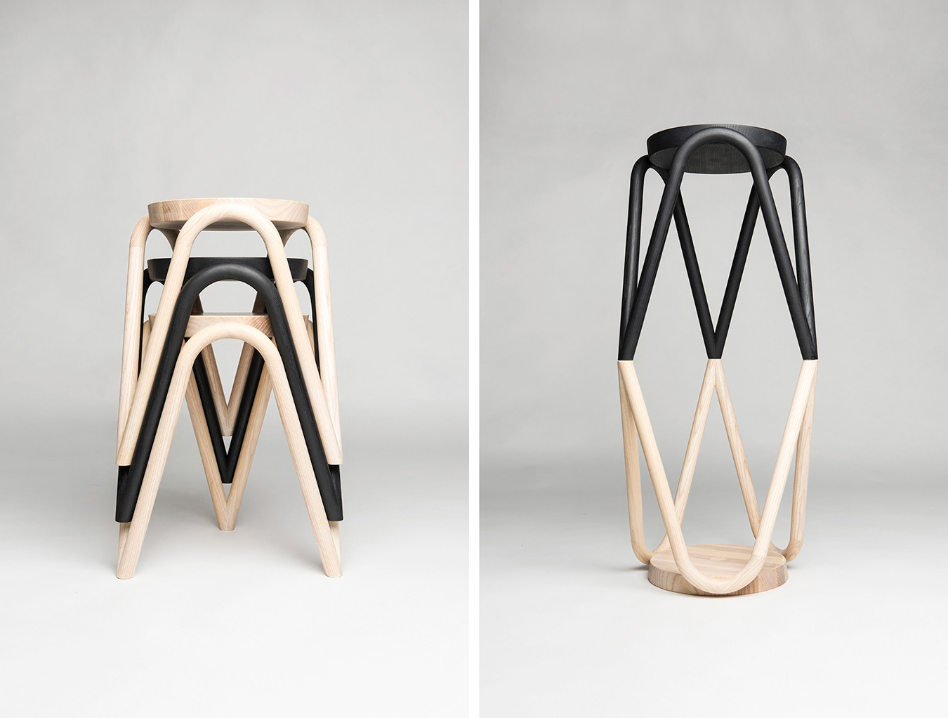 Vava Stool by Kristine Five Melvaer for Artek | Yellowtrace