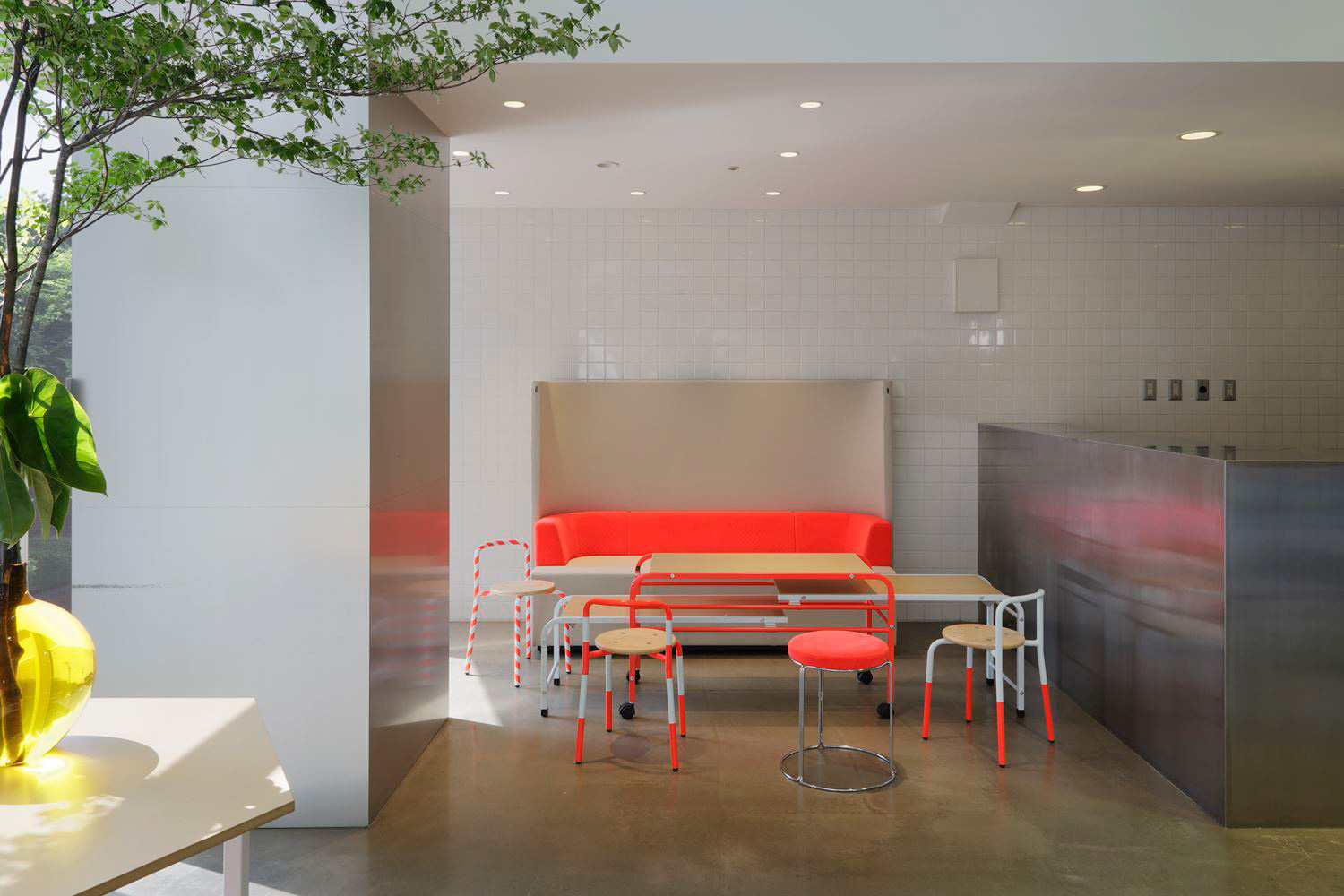 Work Work Shop Experimental Workplace in Tokyo | Yellowtrace