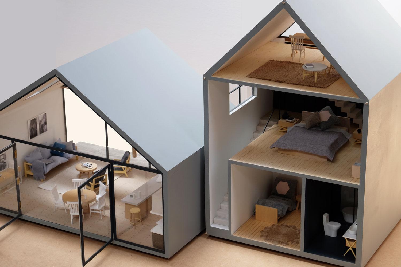 Bowerbird interiors design sydney Doll House Make Models   Yellowtrace