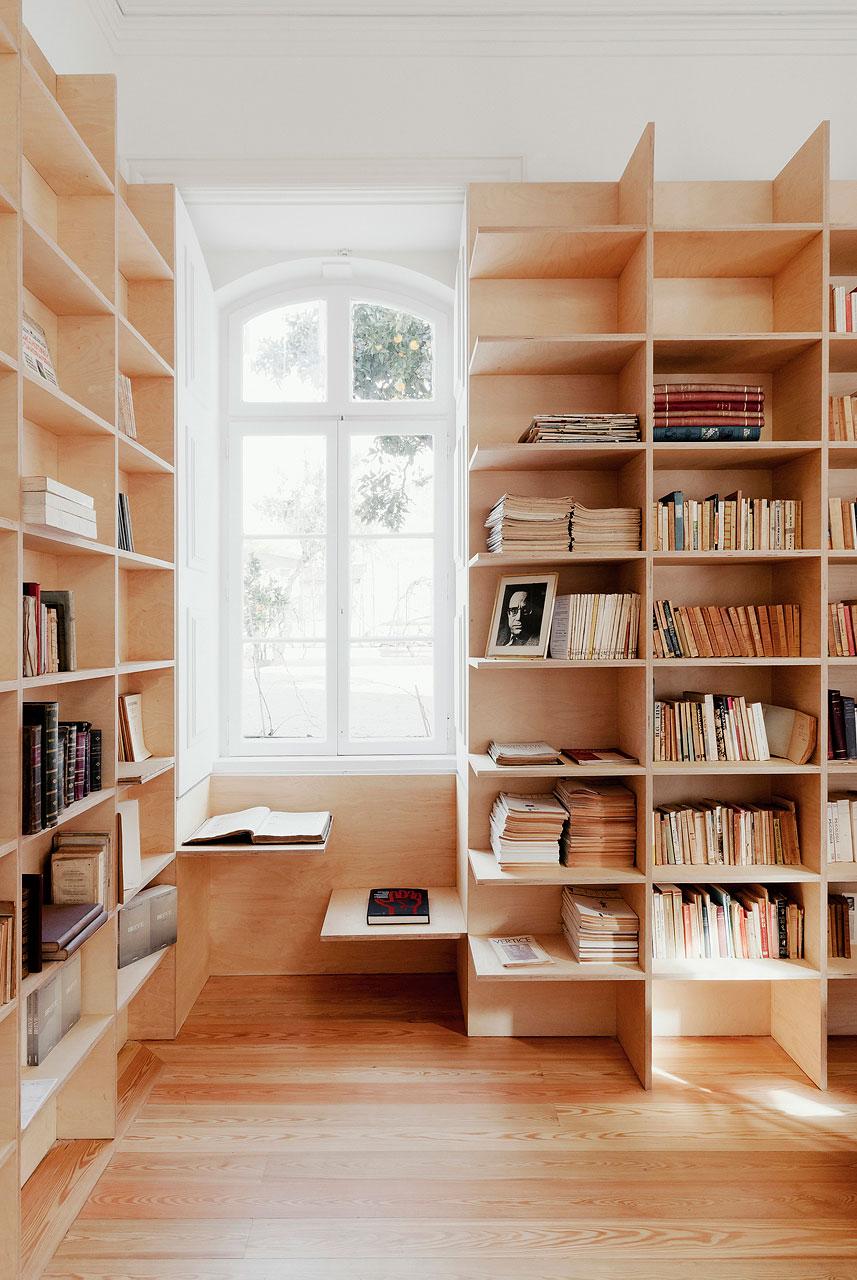 Полсотни великолепных идей интерьера с домашней библиотекой.