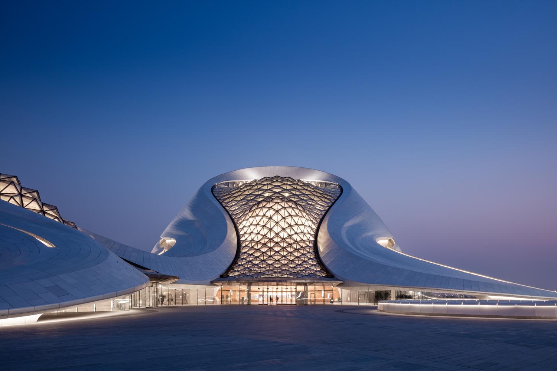 Harbin Opera House by MAD Architects | Yellowtrace