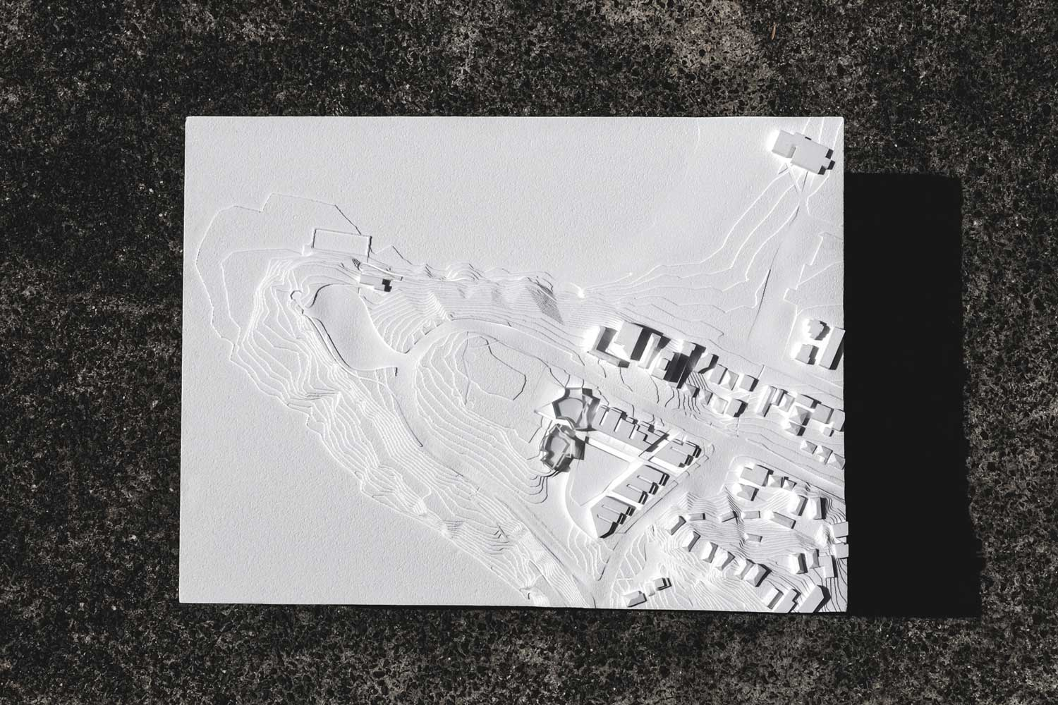 Harbord Diggers Chrofi architecture model by Make Models Sydney competition | Yellowtrace