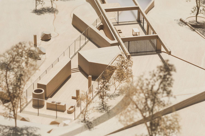 Lune de sang Chrofi architecture model by Make Models   Yellowtrace