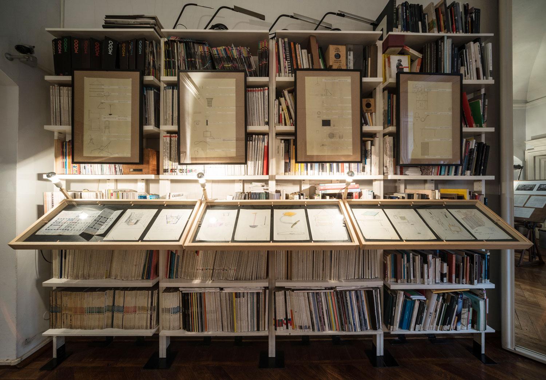 Milantrace 2016 Fondazione Achille Castiglioni,  Salone 2016 | Yellowtrace