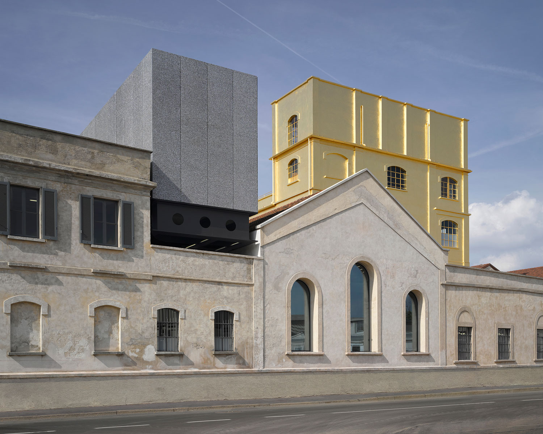 Fondazione Prada Milano | Yellowtrace