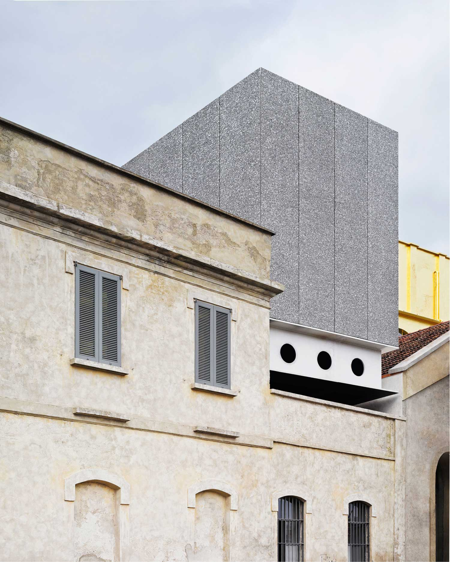 Milantrace 2016 Fondazione Prada Milan | Yellowtrace