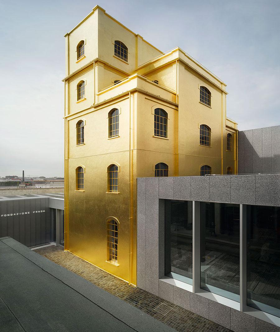 Milantrace 2016 Fondazione Prada | Yellowtrace
