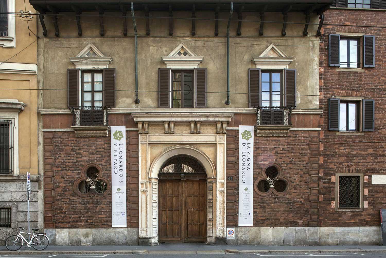 Milantrace 2016 Museo Vigna di Leonardo Milan | Yellowtrace