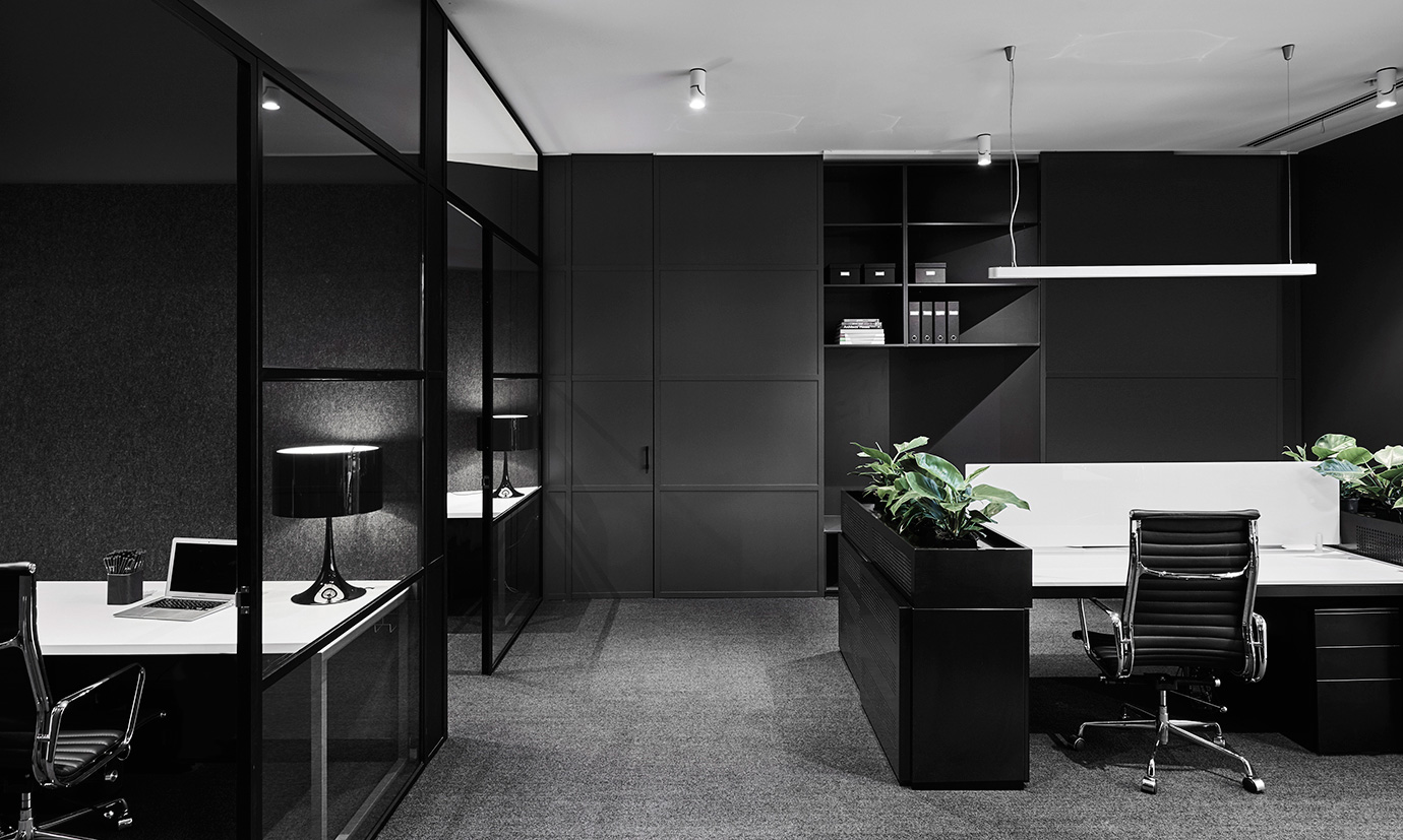 Lechte Office Fitout In Melbourne By Plus Architecture