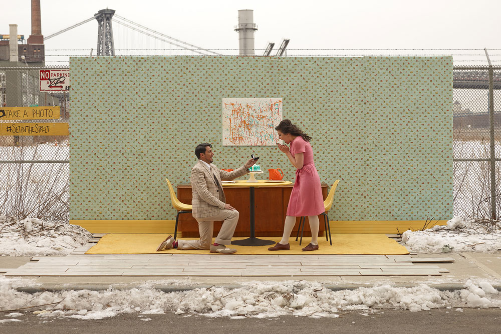 #SetintheStreet: Unordinary Scenes Set In Ordinary Places Photographed by Justin Bettman | Yellowtrace