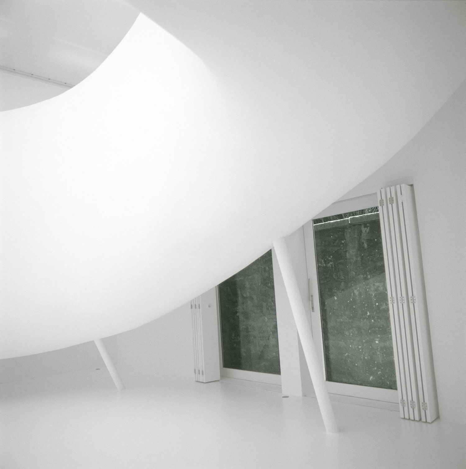 The Snake by François Roche, New Territories and R&Sie Architects in Paris, France | Yellowtrace