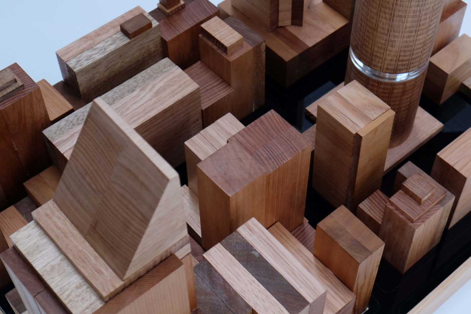 Woods Bagot architecture mode by Make Models   Yellowtrace