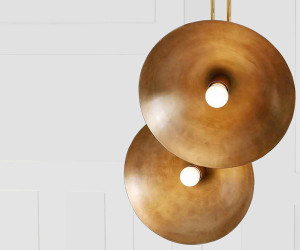 Paul Matter Debuts 'Tango' Lighting Collection | Yellowtrace