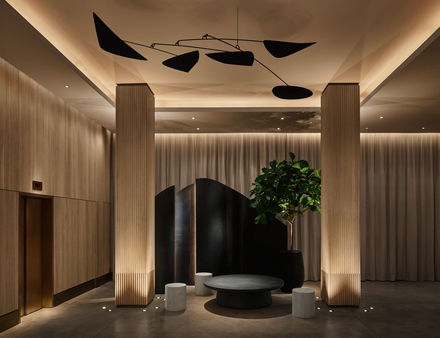 11 howard hotel opens in new york yellowtrace for Interior design agency copenhagen