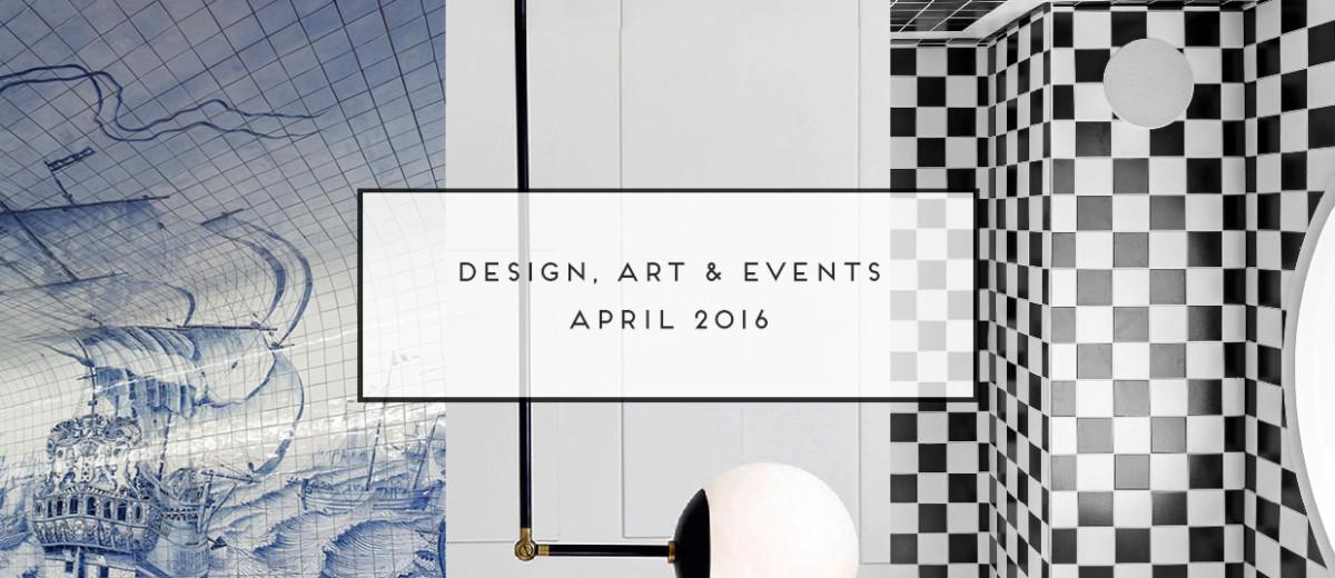 Yellowtrace Spotlight: April 2016 Design News
