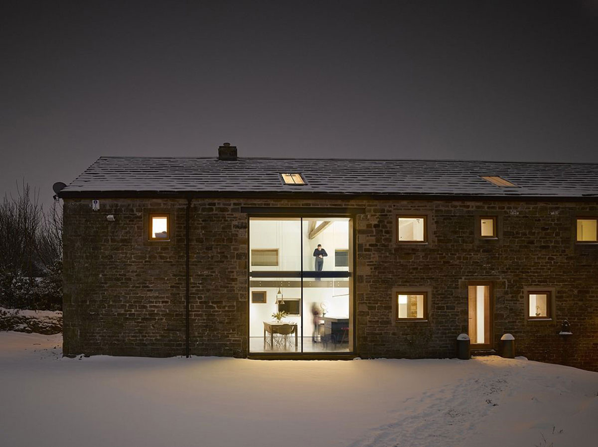 Stories On Design Barn House Conversions Yellowtrace