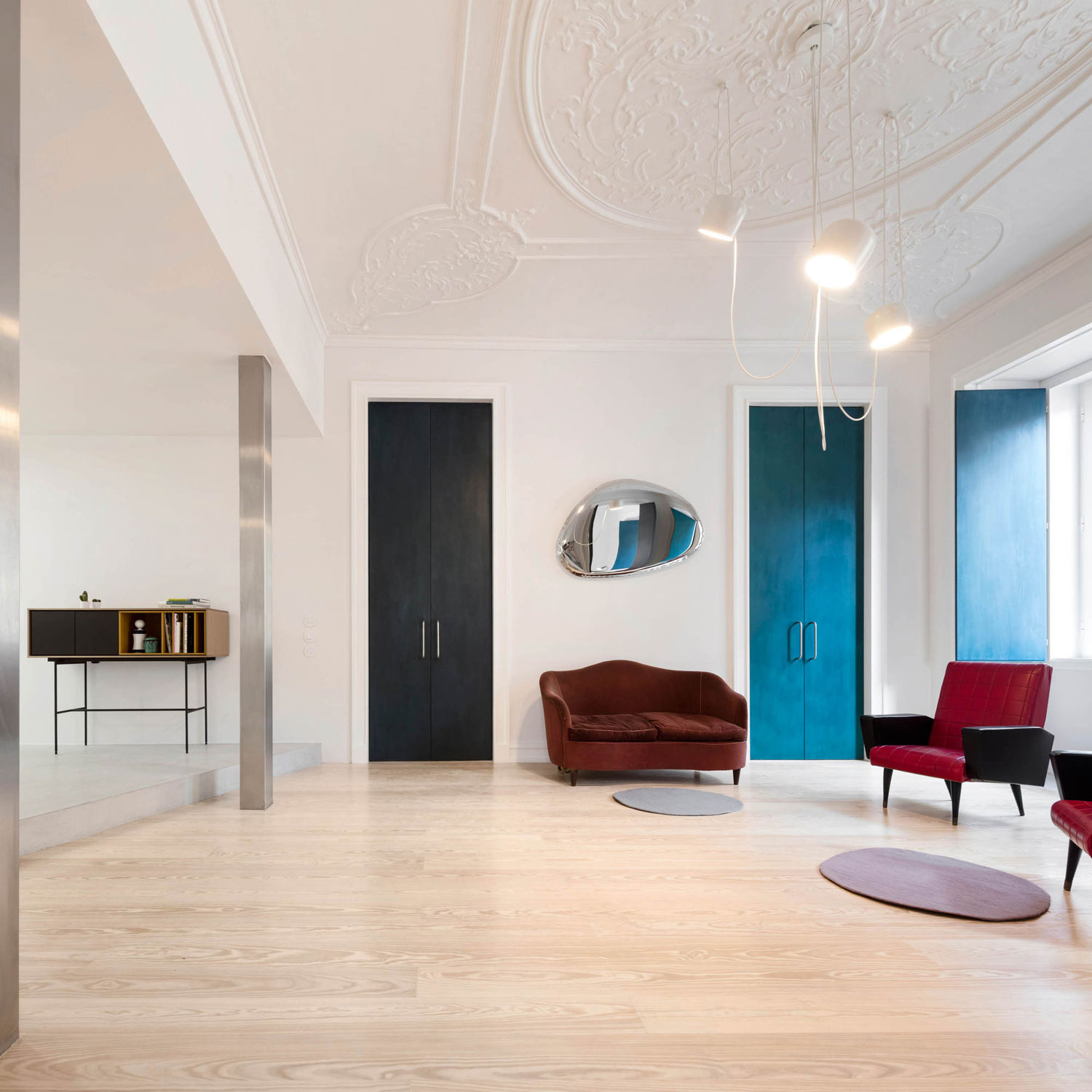 Chiado Apartment in Lisbon by Fala Atelier | Yellowtrace
