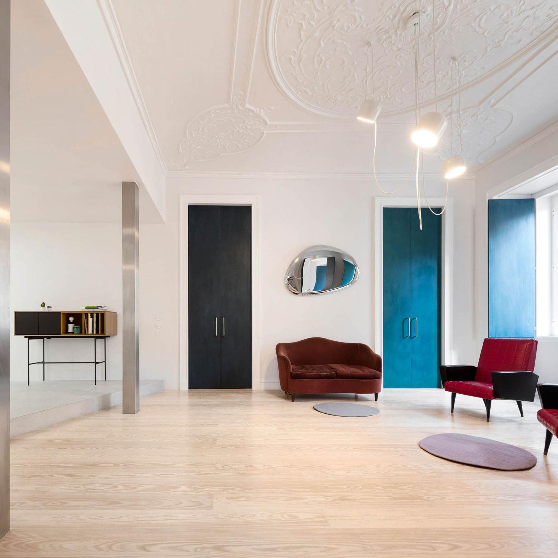 Chiado Apartment Lisbon By Fala Atelier Yellowtrace 12